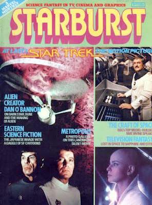 Starburst Magazine #17, Star Trek