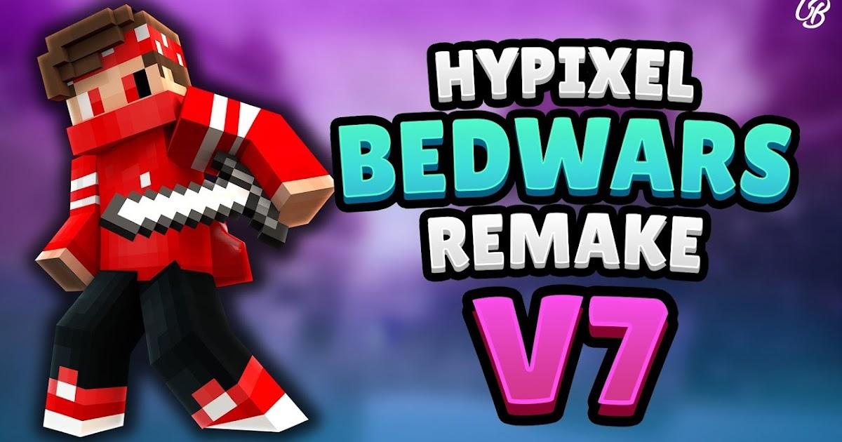 Minecraft BedWars Plugin Pack (Hypixel BedWars Remake V7 ...