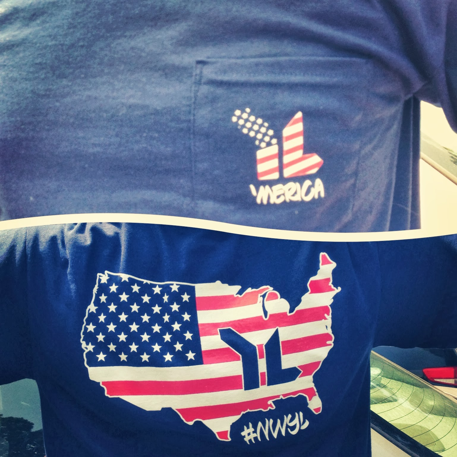 The Young Life Leader Blog: We Have A Few 'Merica YL Shirts Left If