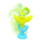 Yellow Bird with Green Hair Jewellery Birds Fairy Tail Figure