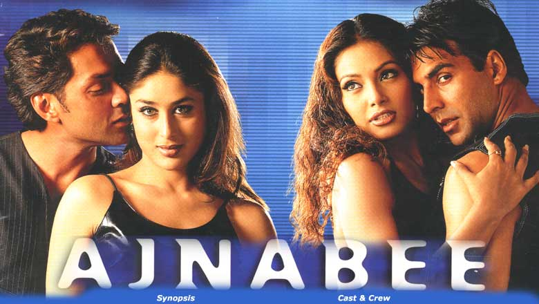 Latest And Old Mp3 Songs: Ajnabee (2001): Bollywood MP3 Songs