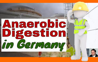 Image shows Anaerobic Digestion in Germany.