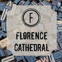 Florence Cathedral - Blogging Through the Alphabet on Homeschool Coffee Break @ kympossibleblog.blogspot.com - #ABCBlogging #architecture #homeschool