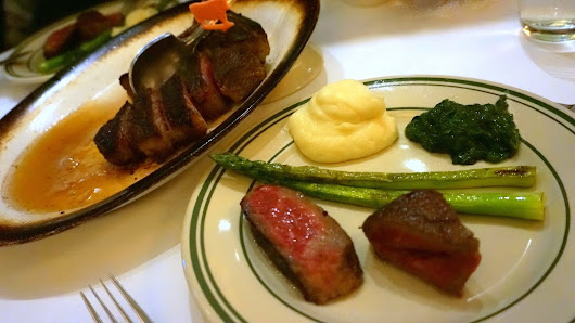 Review: Wolfgang's Steakhouse Seoul (울프강 스테이크하우스)