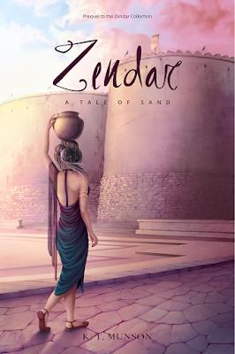 cover of Zendar by K. T. Munson