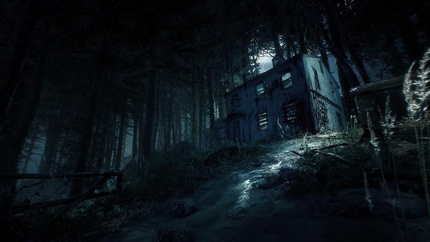 Рецензия на игру Blair Witch - хороший хоррор с дурным сюжетом - 02
