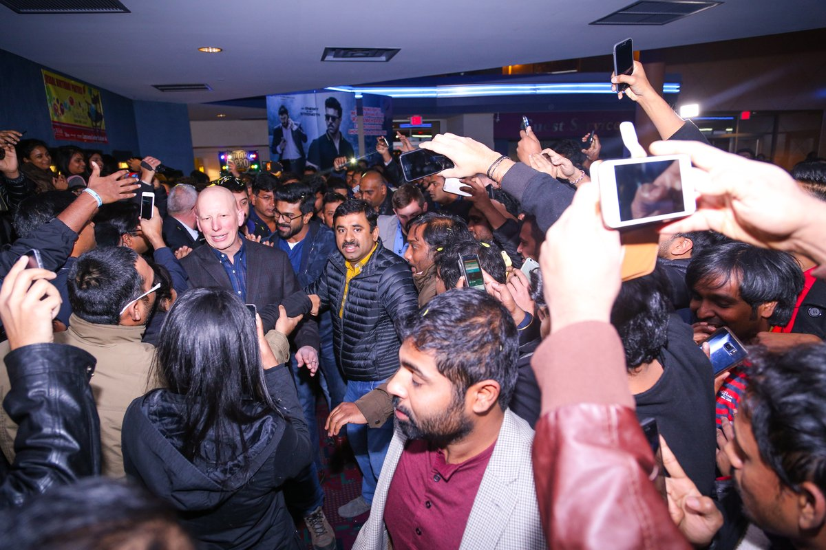 Dhruva Dallas Premier show photos-HQ-Photo-6