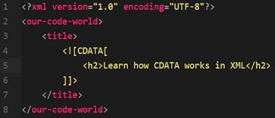 এক্সএমএল (XML)