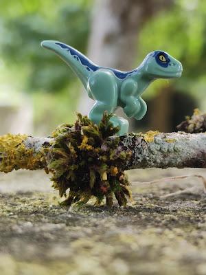 Lego dinosaurio