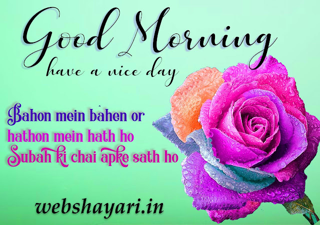 ROMANTIC GOOD MORNING IMAGE IN HINDI