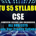 S5 Syllabus Computer Science and Engineering [CSE S5]