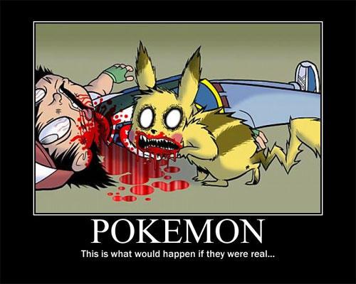 24 Hilarious Pokémon Motivators 5
