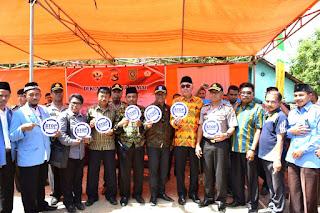 Deklarasi Cinta Damai,  DMN Ajak Masyarakat Rapatkan Barisan