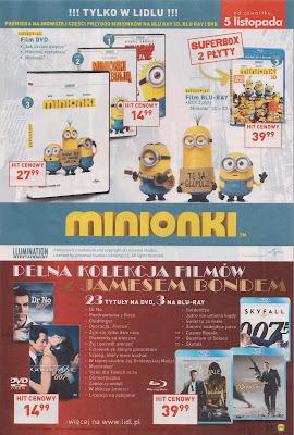 7072d151e57ad Filmy w Lidlu na BD i DVD   Moja kolekcja filmowa DVD&Blu-Ray