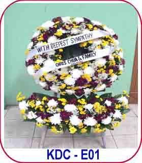 Bunga Krans Untuk Ucapan Turut Berduka Cita Toko Bunga Anadisya 021 91866022