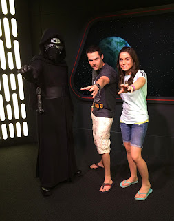 disney hollywood studios kylo ren