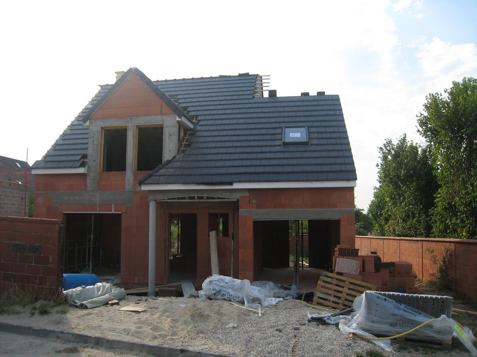 faire construire pose des fen tres de toit roto r7. Black Bedroom Furniture Sets. Home Design Ideas
