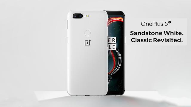 OnePlus 5T Sandstone White este oficial și arată încântător. Specificațiile rămân aceleași