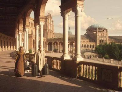 film girati a Siviglia. Star Wars