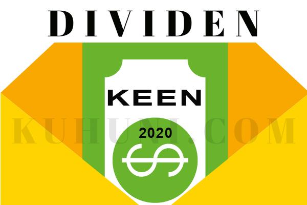 Jadwal Dividen KEEN 2020