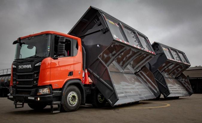 Scania desenvolve V8 exclusivo para operações em minas subterrâneas no Peru