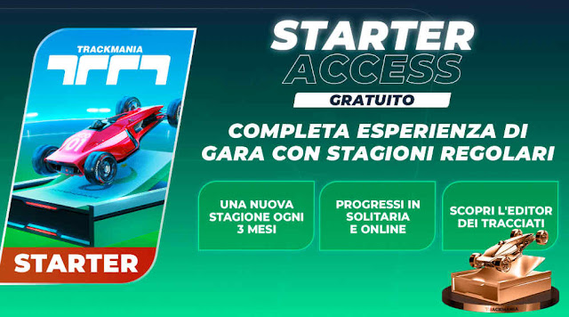 Trackmania 2020 Starter Access