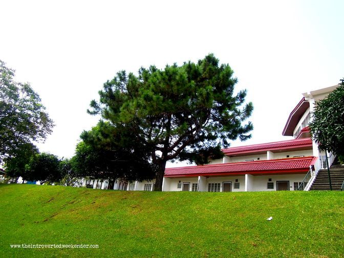 Mess hall of Caliraya Resort Club