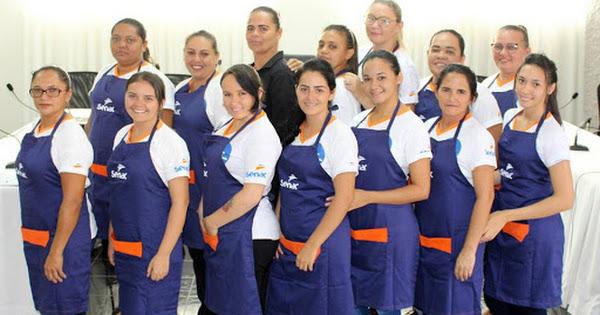* Prefeitura de Patu oferecendo curso profissionalizante.