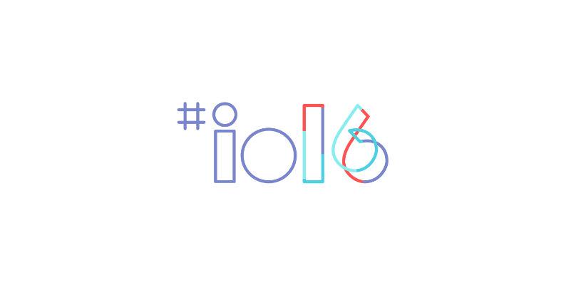 google io 2016 logo live stream