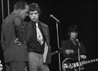 Mick Jagger & Ed Sullivan