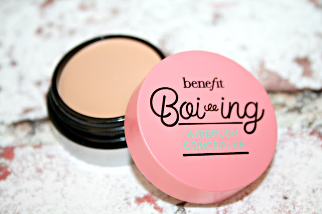 Benefit Concealer Amnesty with House of Fraser