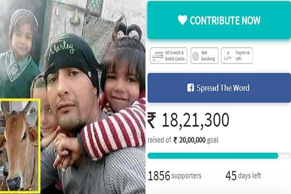 palwal-gopal-soraut-murder-case-people-funding-to-help-his-family