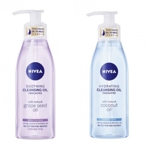 Nivea Cleansing Oil