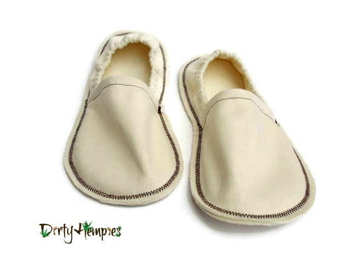 Shop Hemp Slippers