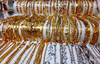 pusat perhiasan mas kuning dan mas putih Jakbar