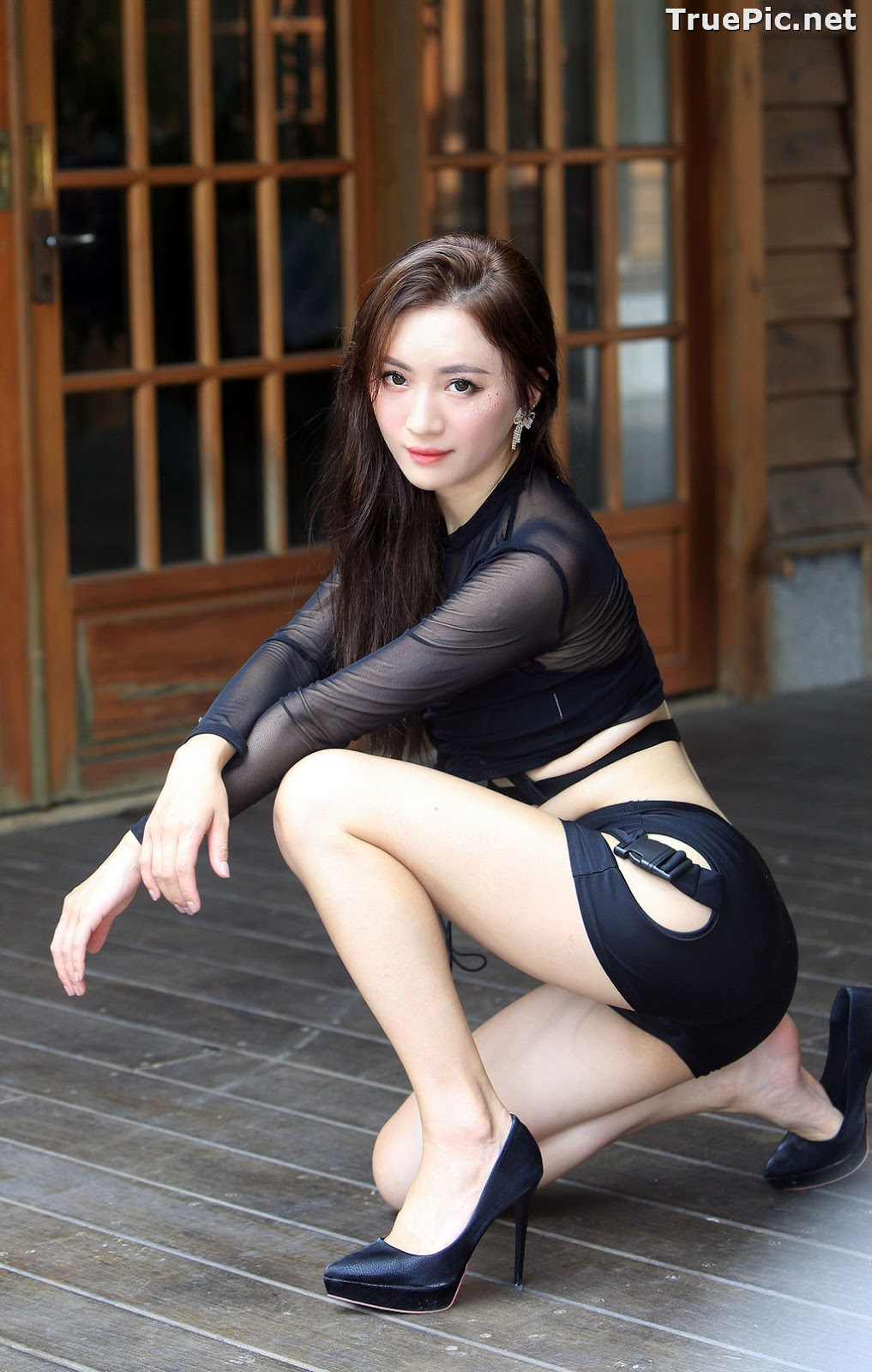 Image Taiwanese Model - 乖寶 - Pretty and Vivid Showgirl - TruePic.net - Picture-42