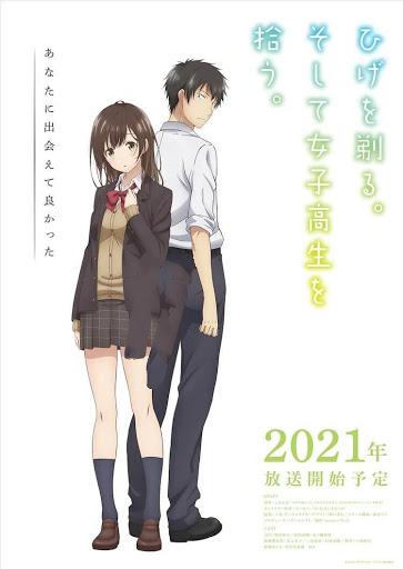 Anime terbaru Muse Asia