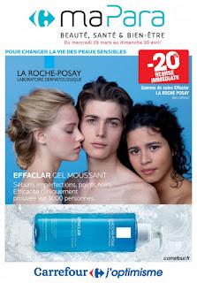 Offre des catalogues promotionnels Carrefour 29 Mars au 30 Avril 2017