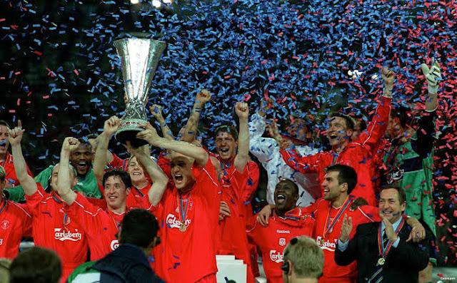 Liverpool 5x4 Alavés: A mágica final da Copa da UEFA de 2001.