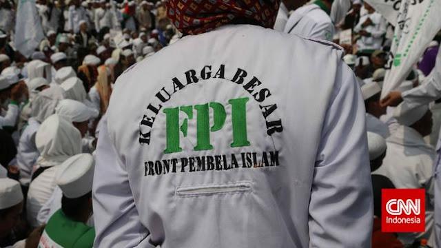 Pengusaha Underground Disebut di Balik Desakan Pembubaran FPI
