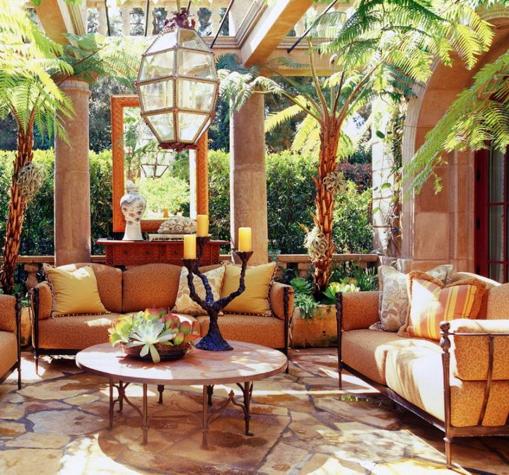 20 Awesome Tuscan Living Room Designs: 12 Awesome Tuscan Living Room Designs