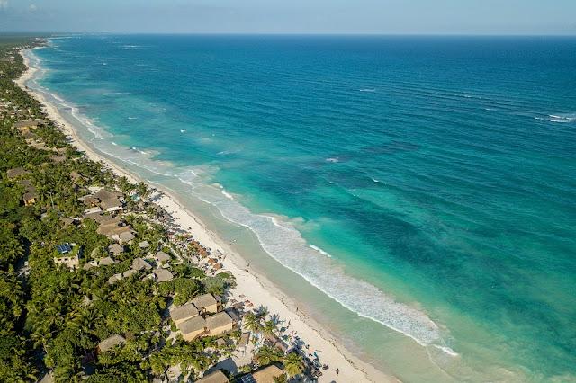 Tulum: Las playas que rodean a este paraíso del Caribe