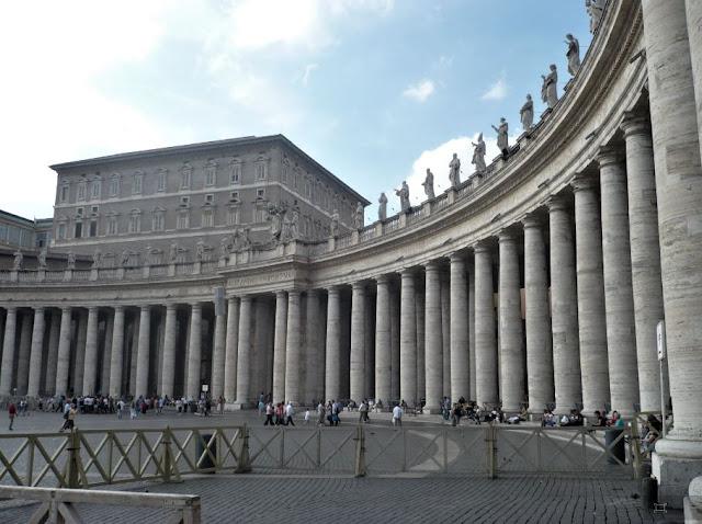Colonnato di piazza San Pietro