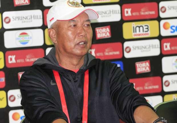 Pelatih Gresik United Protes Atas Kepemimpinan Wasit