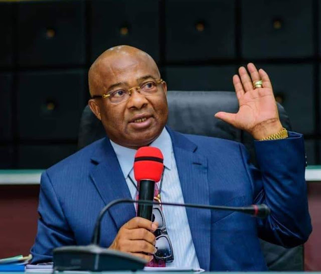 Gov Hope Uzodinma Signs New Law That Allows Him Arrest And Detain Imo Residents