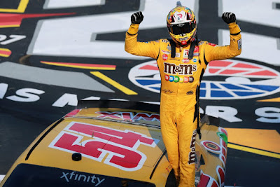 Xfinity - Kyle Busch Wins for 99th Time