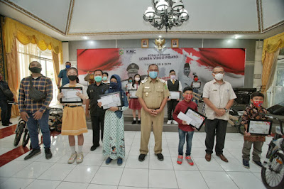 Lomba Video Pidato Bung Karno