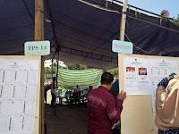 Surat Suara Diduga Tertukar, Pencoblosan di TPS 14 Rabadompu Sempat Terhenti