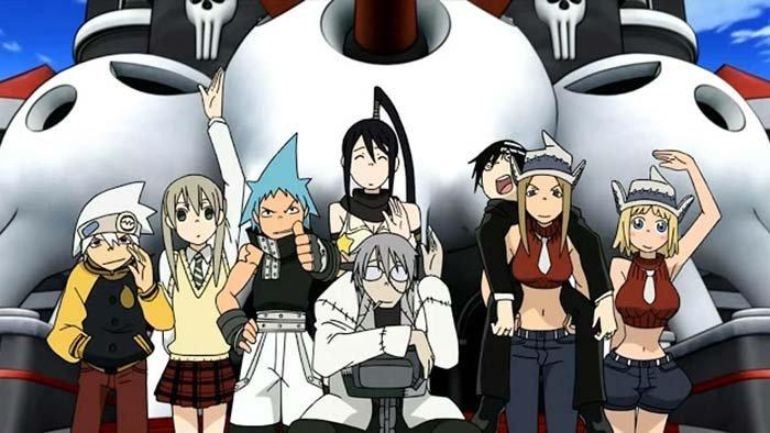Soul Eater, Anime terbaik 2010