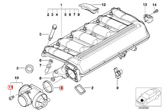 6a3u1 Chevrolet Avalanche 1500 Z71 2002 Chevy Avalanche in addition 6L2Z9F945AA together with Hyundai Santa Fe Purge Control Valve Location further Ml430 Engine Diagram together with Clogged Egr Valve. on ford canister vent solenoid location